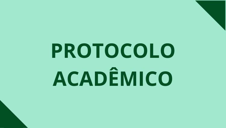 Campus Santa Teresa regulamenta o funcionamento do Protocolo Acadêmico